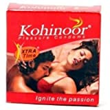 Kohinoor Xtra Time (10Pcs) (Pack of 3)