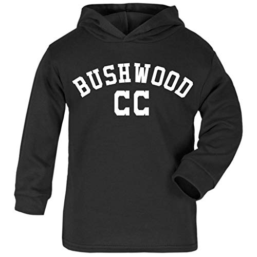 Cloud City 7 Bushwood CC Caddyshack Baby and Kids Hooded Sweatshirt