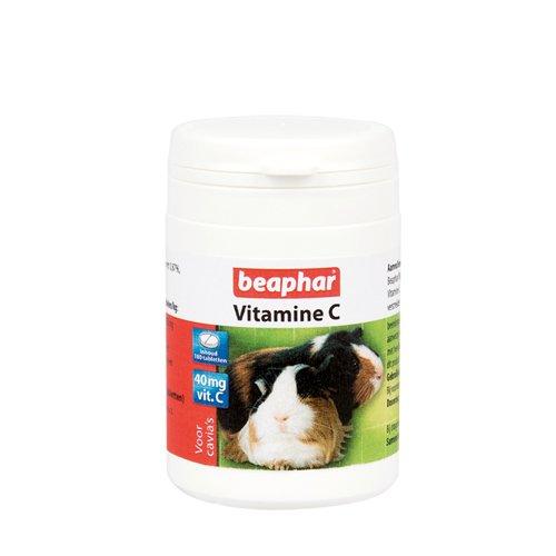 beaphar Vitamin C Tabletten - 180 Stück -