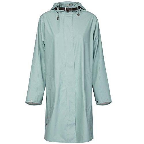 Ilse Jacobsen Lady-love Raincoat Blue Surf