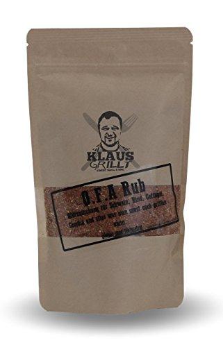 O.F.A Rub von Klaus grillt.... 250 g Beutel