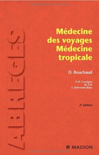 Médecine des voyages, médecine tropicale