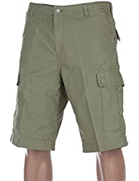 Short Carhartt WIP Regular Cargo - Rover Green-Vert