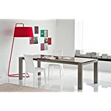 Amazon.it: tavolo calligaris vetro allungabile