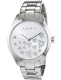 Esprit Damen-Armbanduhr Esmee Analog Quarz Edelstahl ES107282004