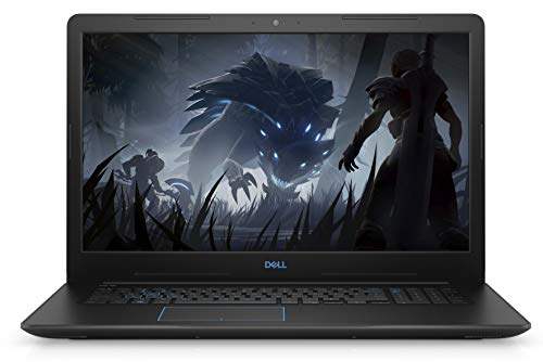 DELL G3 3779 i7 17.3 inch IPS HDD+SSD Black