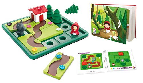 Smart Games Smartgames SG 021 - Spiel Little Red Riding Hood, rot