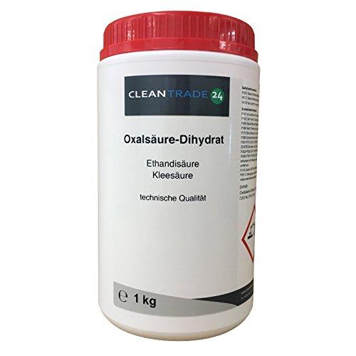 1 kg Oxalsäure Ethansäure Kleesäure