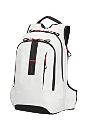 Samsonite Paradiver Light Laptop Rucksack, 43 cm, 24 L, Weiss