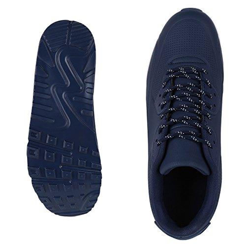 best-boots, Sneaker unisex adulto Dunkelblau Nuovo