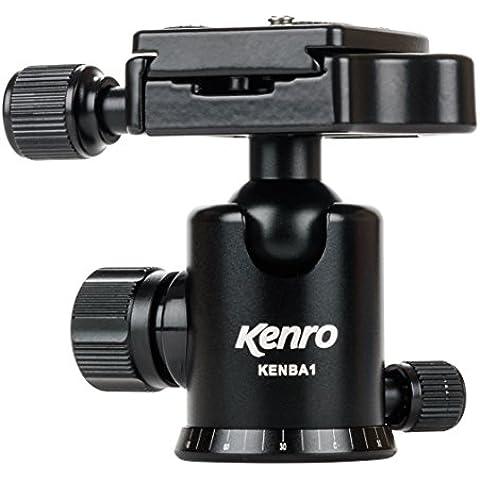 Kenro kenba1treppiede professionale in lega di alluminio a doppia azione