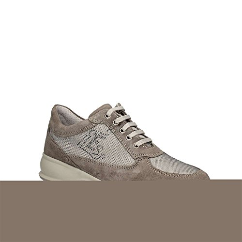 ENVAL 7951 Sneakers Donna Argento