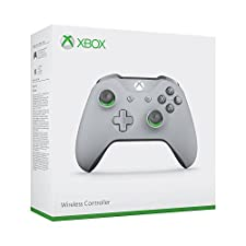 """Xbox Wireless Controller """"Grey and Green"""" Special Edition"""