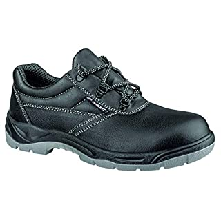 AIMONT 72503-36 Napoli Safety Boots, Black, 36