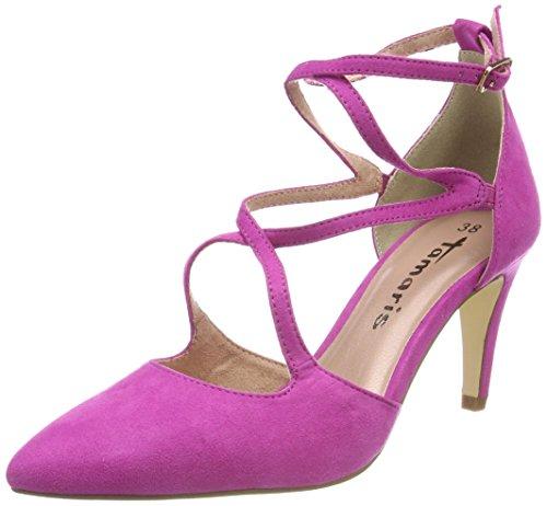 Tamaris Damen 24400 Riemchensandalen, Pink (Pink), 36 EU