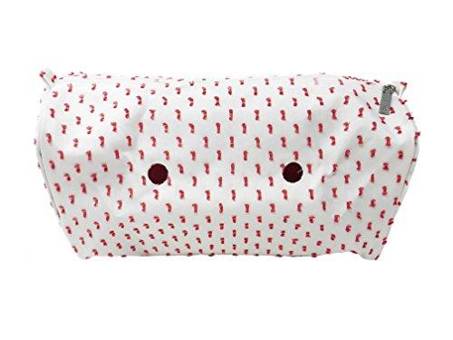 O bag O City Inner Bag Candy Strawberry satchel - Candy Satchel