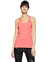 Under Armour Women's Hg Racer Tank Top