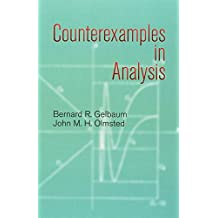 Counterexamples in Analysis