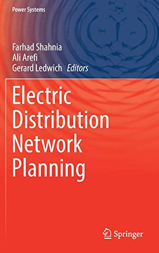 Electric Distribution Network Planning (Power Systems)