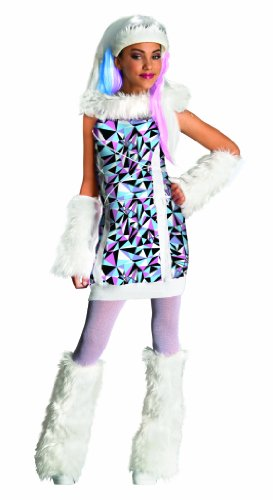 Rubie's 3 881362 L - Abbey Bominable Kind Kostüm, Größe (Abbey Bominable Monster High Kostüm)