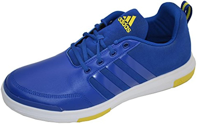 adidas  Herren Sneaker  blau blau