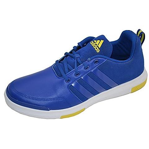 adidas Performance-Chaussure Basketball STREET JAM CULTURE Bleu D69518 - Taille UK 14 - 50 EUR