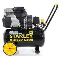 Compressore Stanley Fatmax D251//10//24s 2.5 HP 24 lt FMXCM0062E
