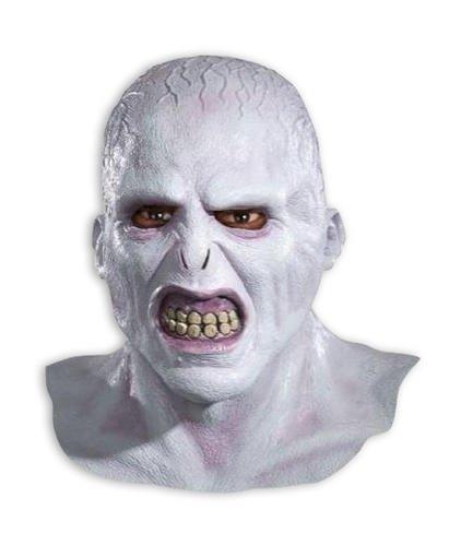 Harry Potter Lord Voldemort - Deluxe Latex Maske, Einheitsgröße für Erwachsene