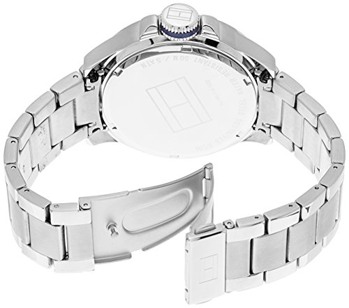Tommy Hilfiger Tommy Hilfiger White Dial Men's Watch