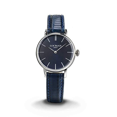 Reloj Solo Tiempo Mujer Locman 1960 Casual cód. 0253A02A-00BLNKPB