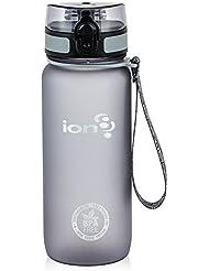 ion8Wasser-Flasche, auslaufsicher, Bisphenol-A-frei