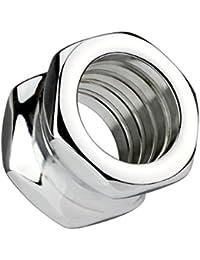 Paula & Fritz® - Piercing de dilatación tipo túnel, con cierre de asiento de