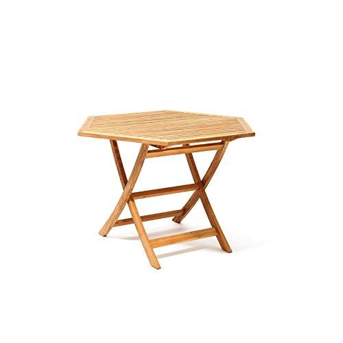 Skargaarden Viken Tisch - 110 x 95 cm - Gunilla Norin - Esstisch - Gartentisch - Outdoortisch - Terrassentisch
