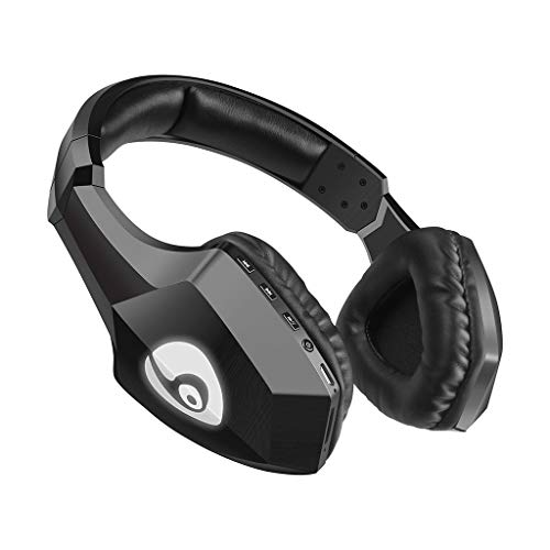 ALIKEEY Kabellose Kopfhörer Leichter Kopf S33, der drahtlosen Bluetooth mit eingebautem Mikrofon trägt Ohrhörer für iPhone, iPad, Samsung, Huawei, xiaomi und mehr thumbnail