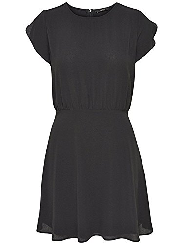 Only - Robe - Colonne - Femme NERO POIS