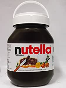 pot de nutella xxl 5 kg epicerie. Black Bedroom Furniture Sets. Home Design Ideas