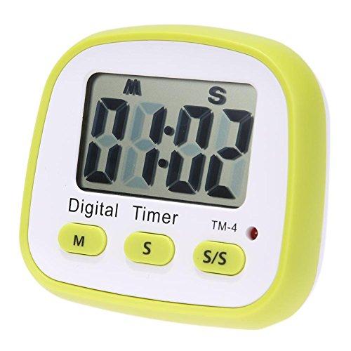 anysell tm-4Countdown Timer Küche Kühlschrank Aufkleber Reminder Digital LCD