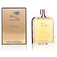 Classic Gold by Jaguar for Men - Eau de Toilette, 100ml
