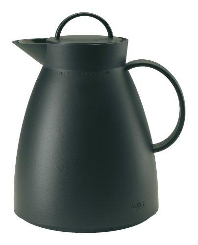 Alfi Isolierkanne Dan Kunststoff schwarz 1,0 l