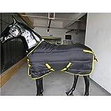 LOVEPET Inverno Addensare Interno Coperta di Cavallo Pony A Gambe Corte Panno 420D Oxford Caldo E Confortevole