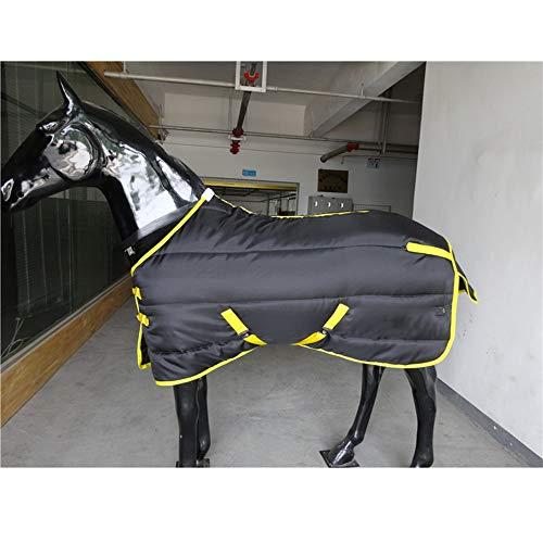 LOVEPET Winter Verdicken Innen- Pony-Pferdedecke Mit Kurzen Beinen 420D Oxford Tuch Warm Und Gemütlich