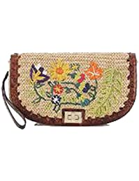 Generic Women's Leather Material Normal Designer Clutch Hand Bag Multi Color