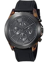 657a10903ce1 armani exchange hombre - Incluir no disponibles  Relojes - Amazon.es