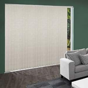 Madeco - Lamelles Verticales Tamisant Palmiers Dimensions - 8.9 cm de large sur 280 cm de haut
