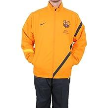 Nike - Barcelona Chandal NA 11 12 Hombre Color  Naranja Talla  M bea2801adfe