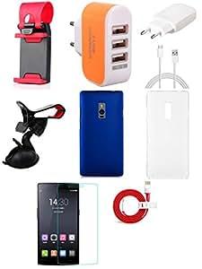 NIROSHA Mobile Combo for OnePlus 2 - 1P2-SH-3UA-CCH-CUC-MH-BHBC-TSBC-TG