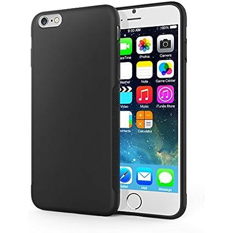 iPhone 6S Plus Funda, TeckNet® Apple iPhone 6S Plus / 6 Plus Case Cover Carcasa Funda Suave Flexible Extremadamente Delgada piel Resistente a los Arañazos para Apple iPhone 6/6S Plus 5.5