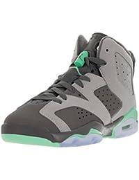 Nike Air Jordan 6 Retro Gg, Zapatillas de Baloncesto Niñas