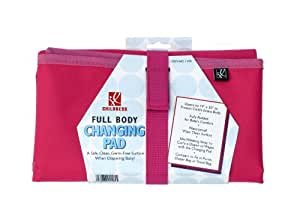 JL Childress Full Body Changing Pad (Pink)
