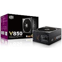 Cooler Master V850 Alimentation PC 'Modulaire Complet, 80 Plus Gold, 850W' RS850-AFBAG1-EU